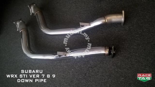 Subaru Version 7 8 9 10 Downpipe Exhaust Car Accessories Parts