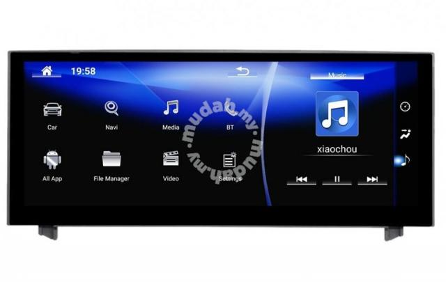 Lexus LS 2014-2019 ANDROID CAR PALYER - Car Accessories & Parts for sale in  Puchong, Selangor