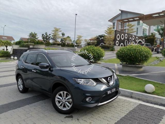 Nissan Warranty 2017 >> 2017 2018 U Warranty Nissan X Trail 2 0 X Trail Cars For Sale In Bandar Kinrara Selangor