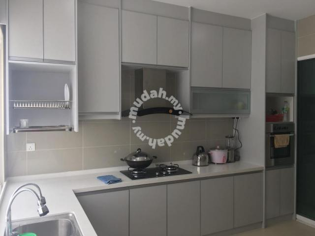 Melamine Kabinet Dapur Kitchen Cabinet Home Liances For In Klang Selangor