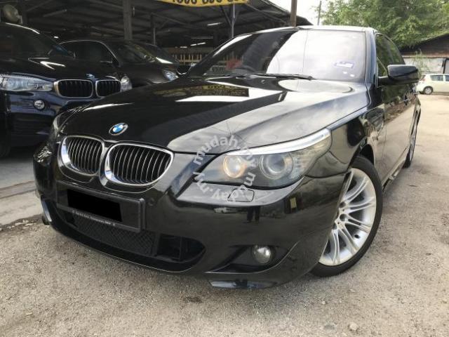 Bmw I LCI A NEW FACELIFT MSPORT CKD Cars For Sale - 2008 bmw 525i