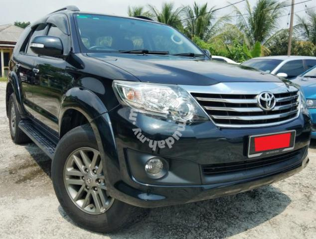 Toyota Fortuner 2.7 V 4WD FACELIFT LOW MILE 56KM   Cars For Sale In Cheras,  Selangor