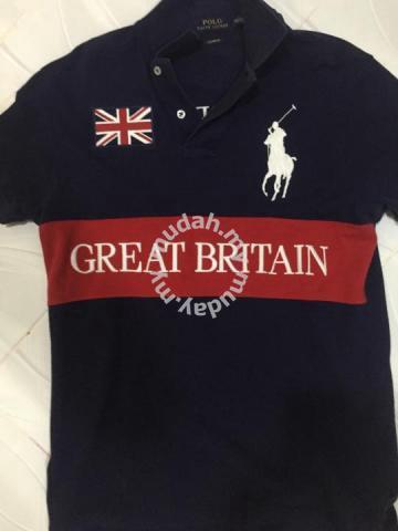 Polo Ralph Lauren Great Britain Clothes for sale in Kuala Terengganu, Terengganu