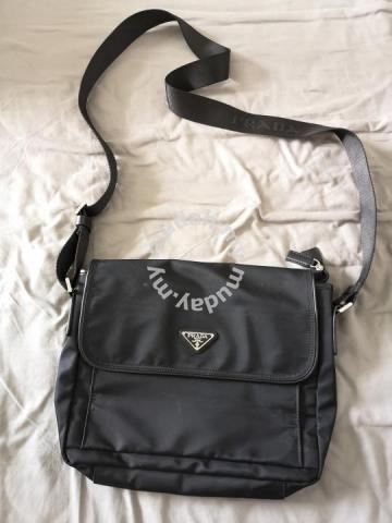 6d553f0fd147 ... get prada bag for man bags wallets for sale in serdang selangor bb630  2a17b ...
