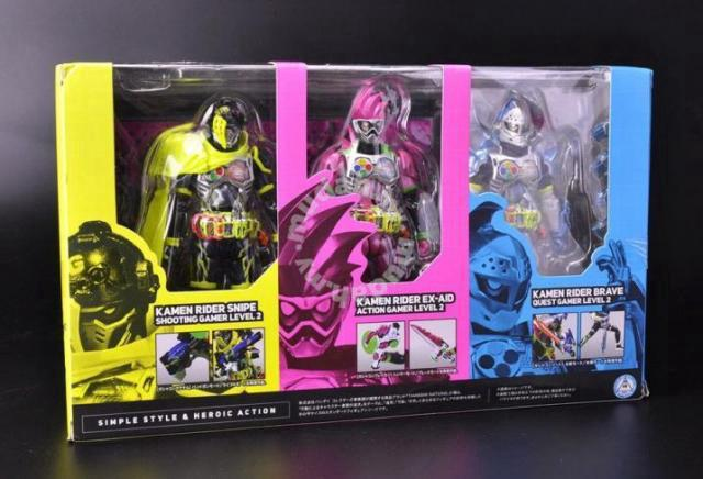 Bandai Ex Aid Kamen Rider Snipe Brave Lv2 Hobby Collectibles For Sale In Cheras Kuala Lumpur