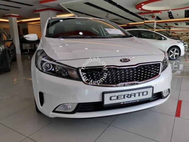 2020 Kia Cerato 1 6 Sx K3 A Sales Tax Promotion Cars For Sale In Batu Caves Selangor