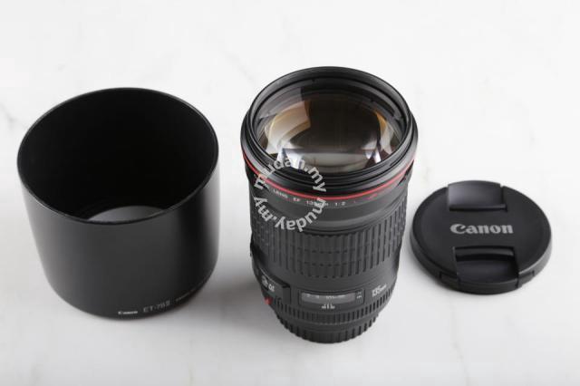 Canon EF 135mm F2 Lens