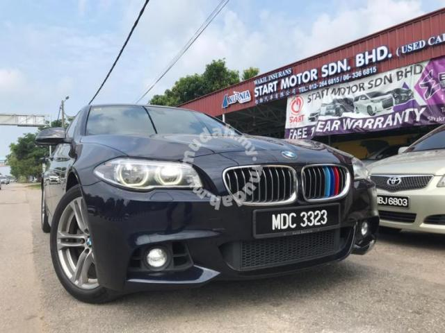 OTR* 2014 Bmw 528i M SPORTS (CKD) 2 0 F10 FACELIFT - Cars for sale in  Melaka Tengah, Melaka