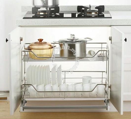 Pull Out Basket Laci Kitchen Cabinet 288 Home Appliances