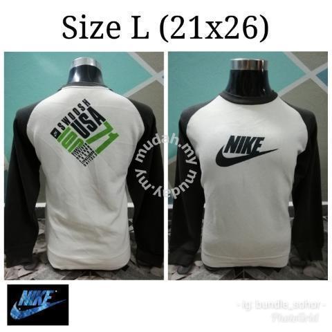 4c7c43c919 Nike Swoosh Sweatshirt - Clothes for sale in Kuala Terengganu ...