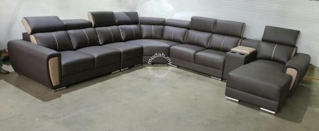new) big corner sofa - Furniture & Decoration for sale in Klang ...
