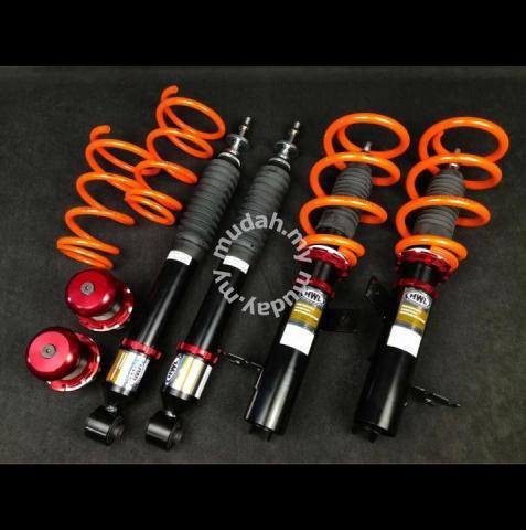 HWL ST1 Adjustable Absorber Toyota Vios ncp93