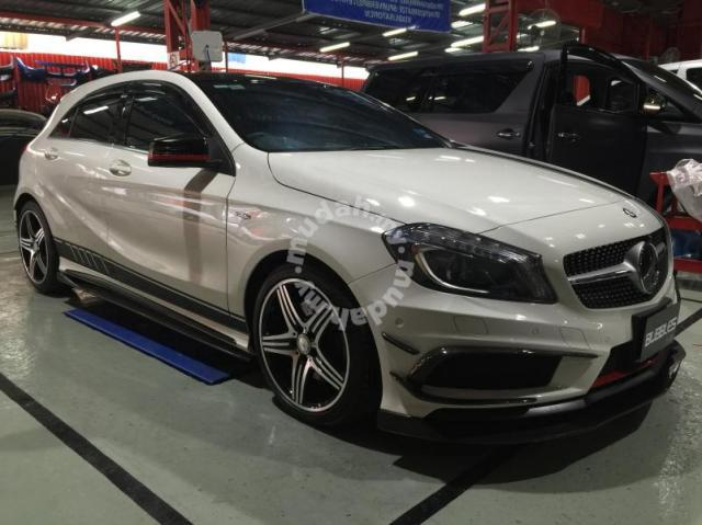 Mercedes A Class W176 A45 Amg Style Conversion Car Accessories Parts For Sale In Setapak Kuala Lumpur