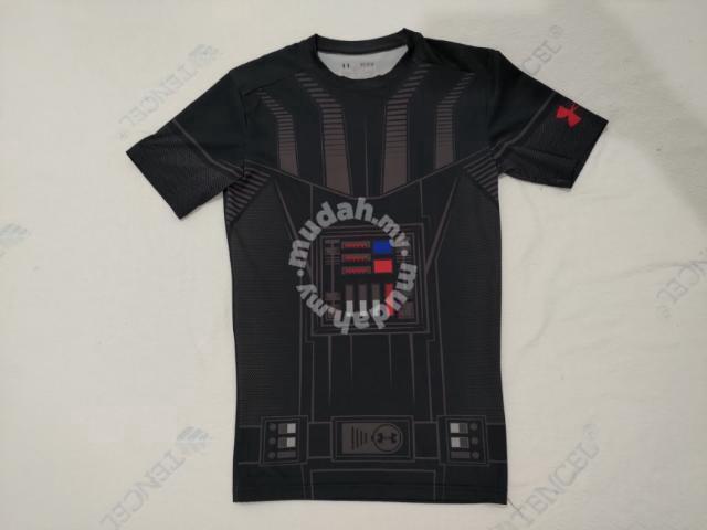 constantemente Ausencia cerca  Darth Vader Under Armour Compression Heat Gear - Clothes for sale in Kota  Kinabalu, Sabah - Mudah.my