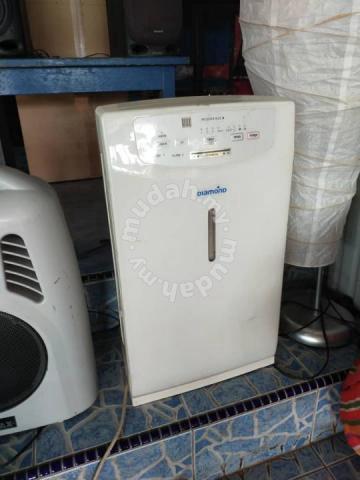 Diamond air purifier