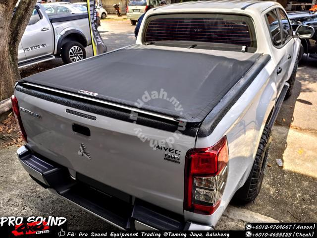 CarryBoy Soft Lid on Mitsubishi Triton (NEW) - Car Accessories & Parts for  sale in Cheras, Selangor - Mudah.my