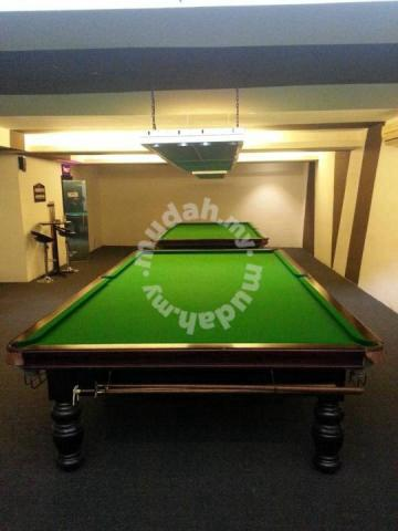 Full Size Snooker Table Sports Outdoors For Sale In Kuchai Lama - Full size snooker table for sale