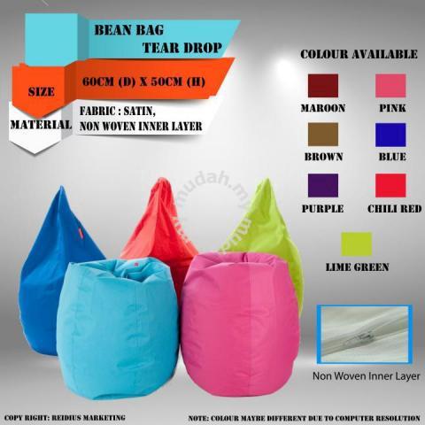 Bean Bag Tear Drop
