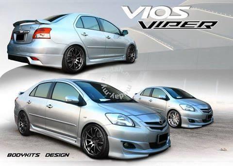 Honda Civic Key Replacement >> Toyota Vios 2008 2012 Viper Bodykit Body Kit - Car Accessories & Parts for sale in Setapak ...