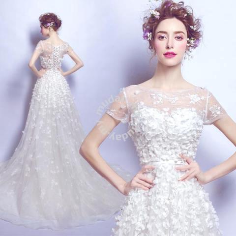 Fairy Wedding Dress.White Fairy Wedding Bridal Prom Dress Gown Rb0390 Wedding For Sale In Johor Bahru Johor