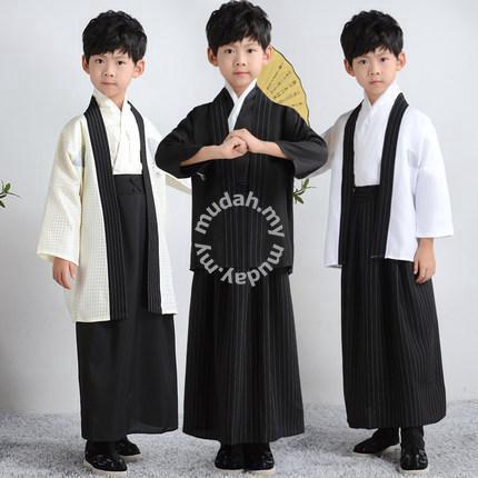 Japan Traditional Kimono Male Kid Boy Costume Moms Kids For Sale In Johor Bahru Johor Mudah My