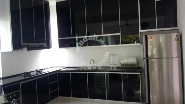 Aluminium Kabinet Dapur Furniture Decoration For In Bandar Saujana Putra Selangor