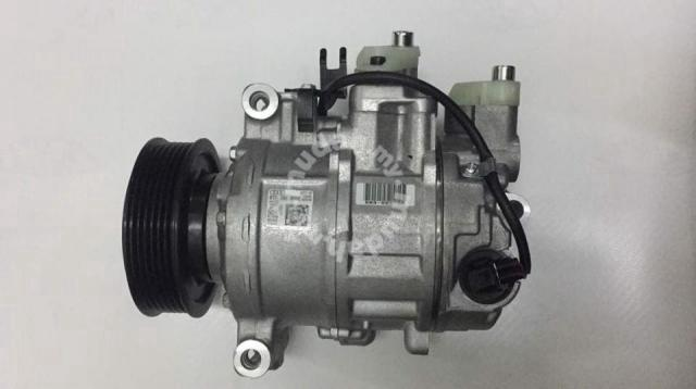 Audi A4 A5 A6 AC Compressor New Original Denso - Car Accessories & Parts  for sale in Others, Selangor