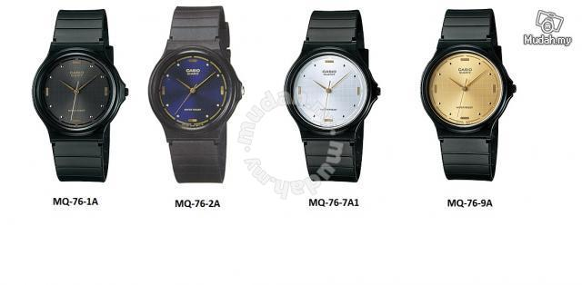 Casio MQ-76 Original Genuine Casio - Watches   Fashion ... 3569b2a029