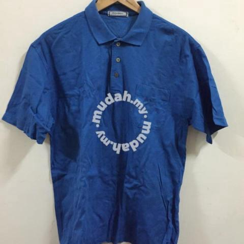 f4eb3ddbabf Vintage YSL Yves Saint Laurent Polo Shirt Size L - Clothes for sale in ...