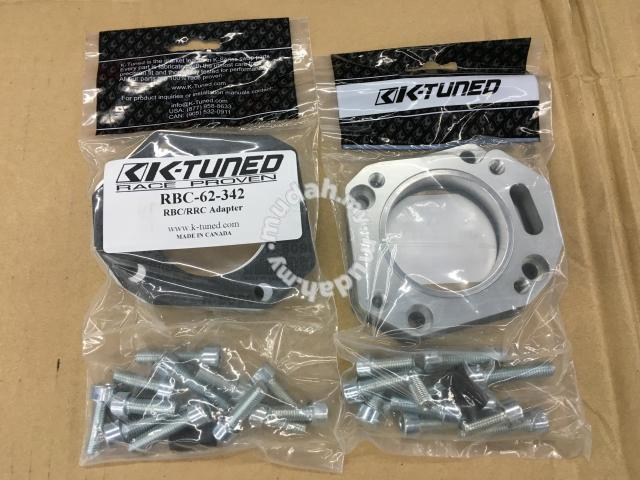 K-Tuned RBC To RRC Intake Manifold Adapter Type R - Car Accessories & Parts  for sale in Bandar Sunway, Selangor