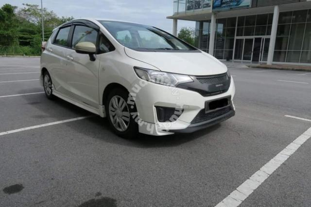 Honda Jazz Gk Mugen Rs Bodykit With Paint Car Accessories Parts