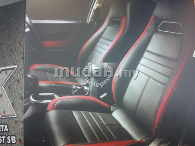 Gen2 Persona Semi Leather Cps Seat Cover