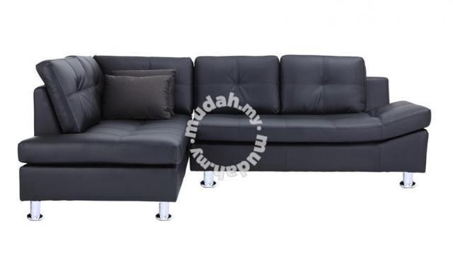 Le Grande L Shape 4 Seater Pu Sofa Furniture Decoration For Sale In Sungai Buloh Selangor Mudah My