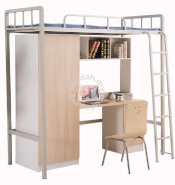 Loft Bed Frame Ikea Double Decker Child