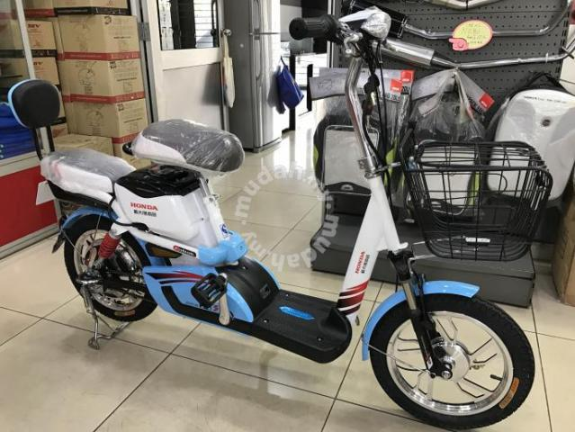 e1988e4759f Honda Electric Bicycle ~ A3 - Sports & Outdoors for sale in City Centre,  Kuala Lumpur