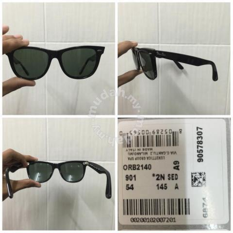 New Rayban Original Wayfarer black condong RB2140 - Watches   Fashion  Accessories for sale in Others 13488faad4
