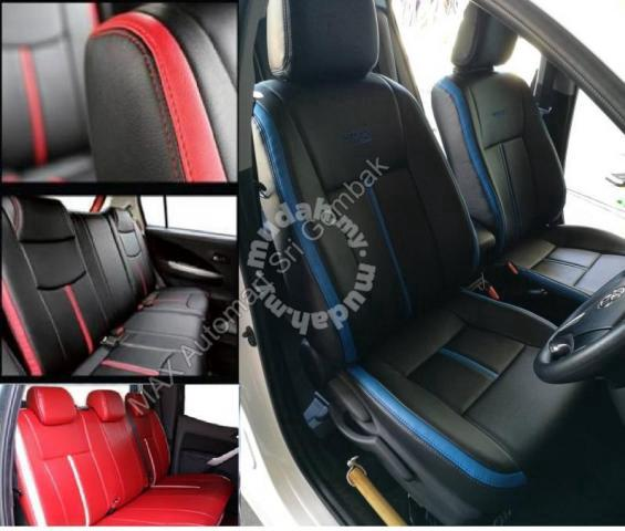 Toyota Wish LEC Seat Cover Sport Series ALL IN