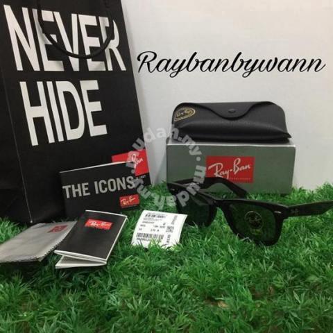New Rayban Original Wayfarer black condong RB2140 - Watches ... 72b0d8856a