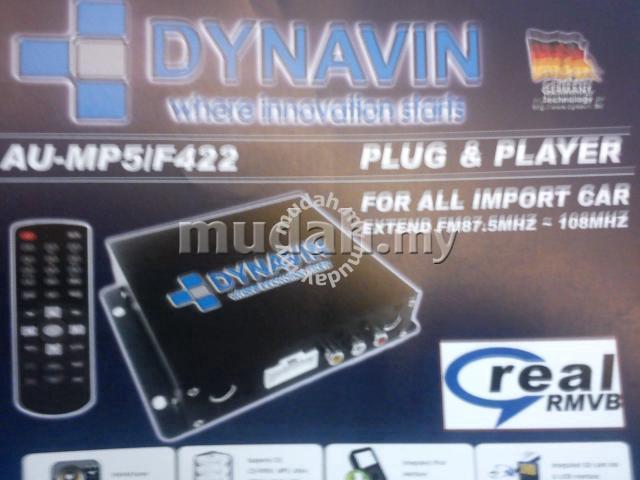 Dynavin fm converter with rmvb usb - Car Accessories & Parts for sale in  Setapak, Kuala Lumpur
