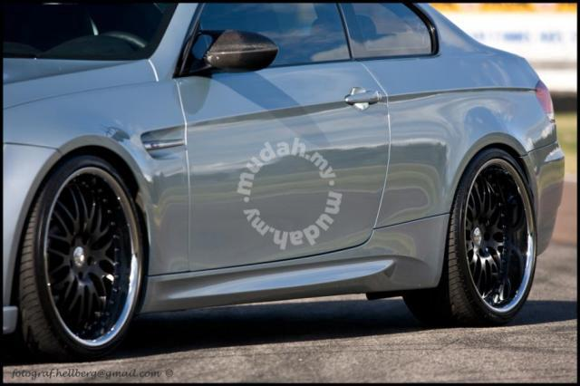 Original BMW E92 M3 Side Skirts from Germany - Car Accessories & Parts for  sale in Kota Damansara, Selangor
