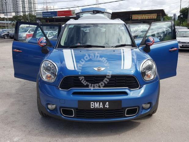 Mini Cooper 16 S Countryman Aall 4 Uk Edition Cars For