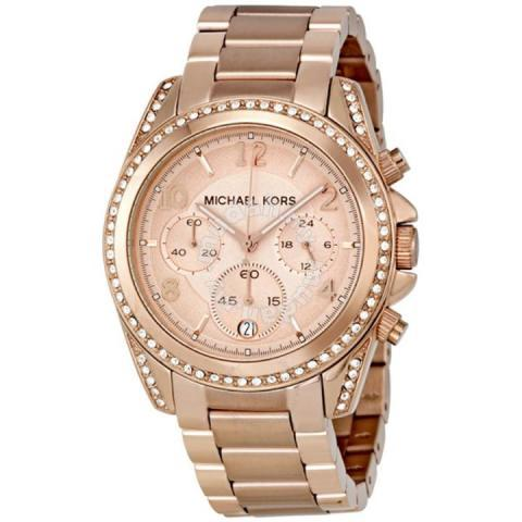 28ecfa3f9fa3 (100% ORIGINAL) MICHAEL KORS Ladies MK5263 - Watches ...