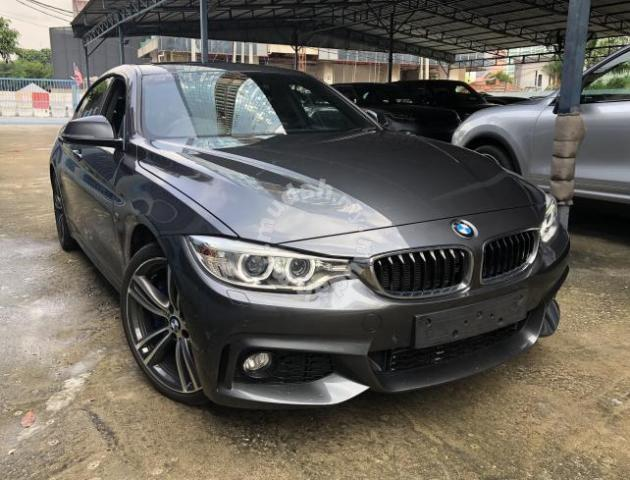 Bmw 428i 2 0 M Sport Gran Coupe A Unreg 2016 Cars For Sale In Others Kuala Lumpur Mudah My