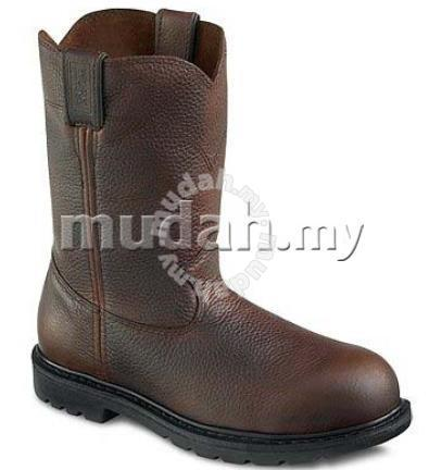 200065af10d0 Safety Shoe Worx Red Wing 10In High Cut EH ST 5455 - Shoes for sale in USJ,  Selangor