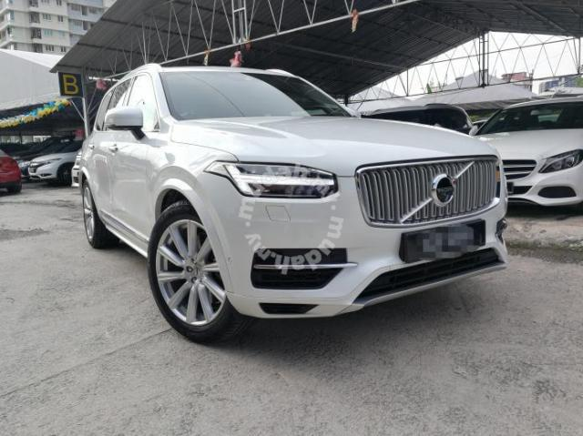 2019 Volvo Xc90 2 0 T8 Inscription Plus A 5month Cars For Sale In Old Klang Road Kuala Lumpur