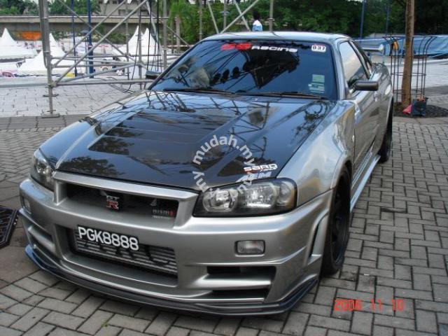Nissan Gtr R34 For Sale >> Nissan Skyline R34 Bodykit