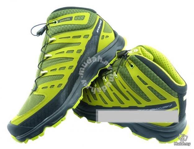 9ab2fc6e55 Salomon SYNAPSE CS lightweight hiking shoes waterp - Shoes for sale in Sri  Petaling, Kuala Lumpur