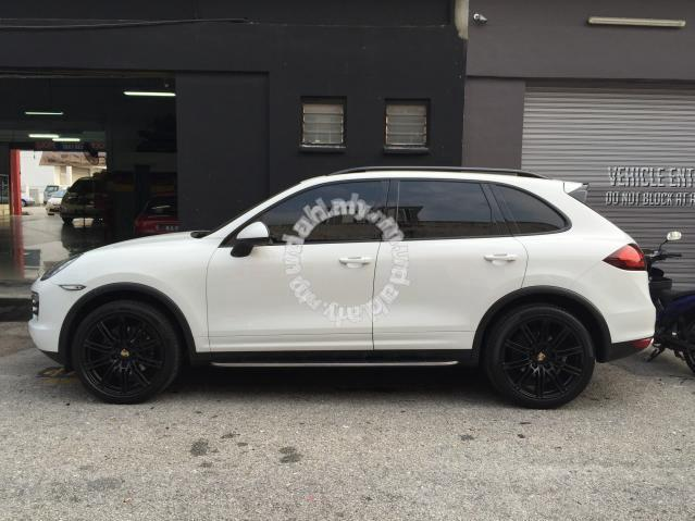 Awesome Porsche Cayenne 958 Roof Rail Cayenne Roof Rack