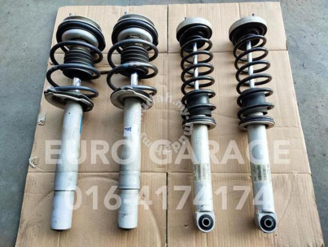 Used absorber + ori spring for bmw e60 tip top
