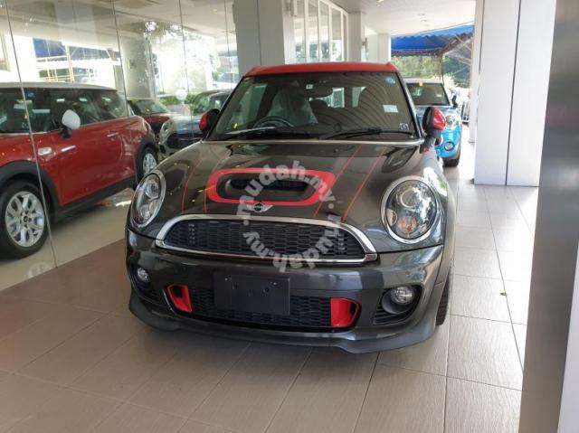 2014 Mini Cooper S R56 Clubman Jcw Japan Unreg Cars For